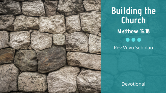Building the Church | Matthew 16:18 | TMC Bloem