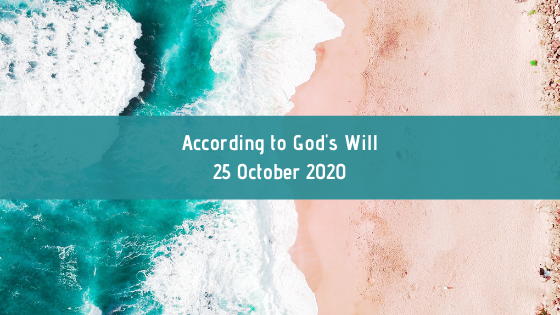 According to God's Will